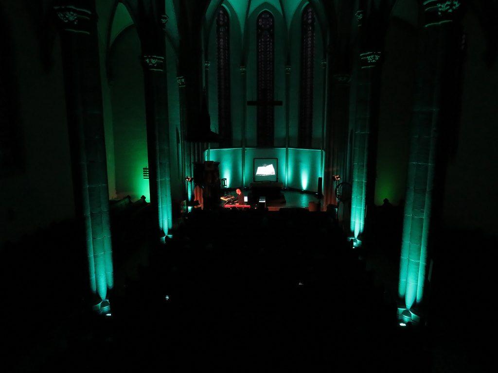 ZEITFAKTOR in der Kreuzkirche Viersen